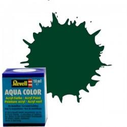 Vopsea Aqua Color Verde Inchis Mat Revell