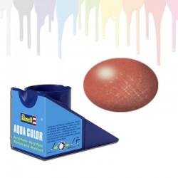 Vopsea Aqua Color Bronz Metalizat Revell