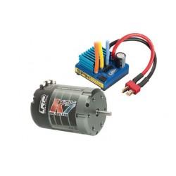 Combo Brushless LRP SPIN PRO K7 13.5T Sensored