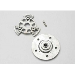 Set Placa presiune Traxxas Slipper pressure plate and hub (alloy) - 1 - 4302