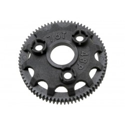 Spur 76T Taxxas Spur gear 76-tooth (48-pitch)
