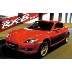 Macheta de asamblat Mazda RX - 8 Type S