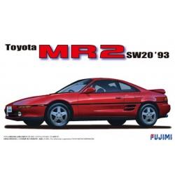 Macheta de asamblat Toyota SW 20 MR 2 '93 - 1 - 4343