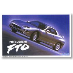 Macheta de asamblat Mitsubishi FTO GPX '94 - 1 - 4344