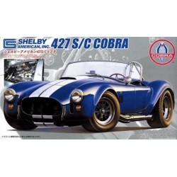 Macheta de asamblat Shelby Cobra 427SC