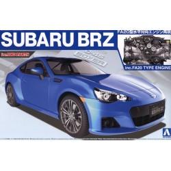 Macheta de asamblat 1/24 Subaru BRZ FA20 Motor