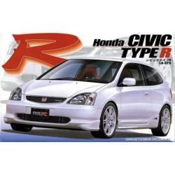 Macheta de asamblat HONDA Civic Type R EP3