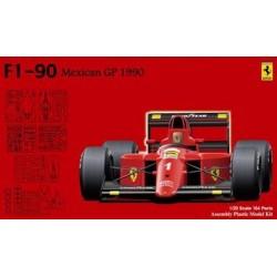 Macheta de asamblat Ferrari Formula 1 641/2 1990 Mexico GP