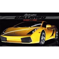 Macheta de asamblat Lamborghini Gallardo