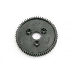 Spur Gear 65T 0.8m Traxxas Spur gear, 65-tooth (0.8 metric