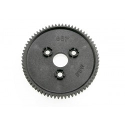 Spur Gear 68T 0.8m Traxxas Spur gear, 68-tooth (0.8 metric