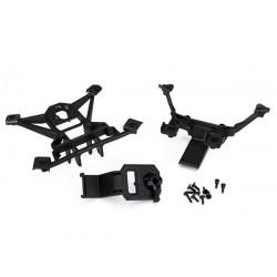 Suporti caroserie Traxxas XMaxx Body mounts, front & rear