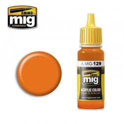 Vopsea AMMO Acrilice Orange AMIG0129