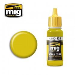 Vopsea AMMO Acrilice Gold Yellow AMIG0125