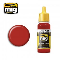Vopsea AMMO Blood Red AMIG0121