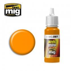 Vopsea AMMO Crystal Orange AMIG0097
