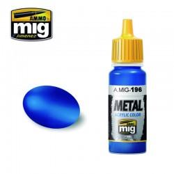Vopsea AMMO Metal Blue AMIG0196