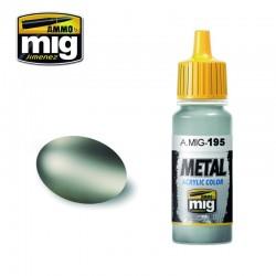 Vopsea AMMO Metal Silver AMIG0195