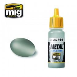 Vopsea AMMO Metal Aluminium AMIG0194