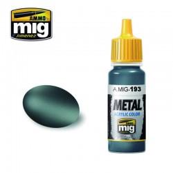 Vopsea AMMO Metal Bluish Titanium AMIG0193