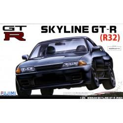 Macheta de asamblat Nissan Skyline GT-R R32 Fujimi