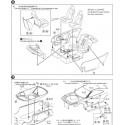 Macheta de asamblat Nissan R35 GT-R Liberty Walk