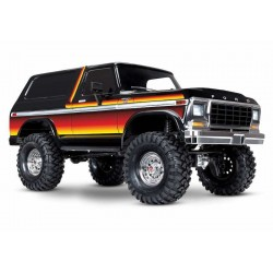 Automodel FORD BRONCO Traxxas TRX-4 Scale 1/10 Crawler