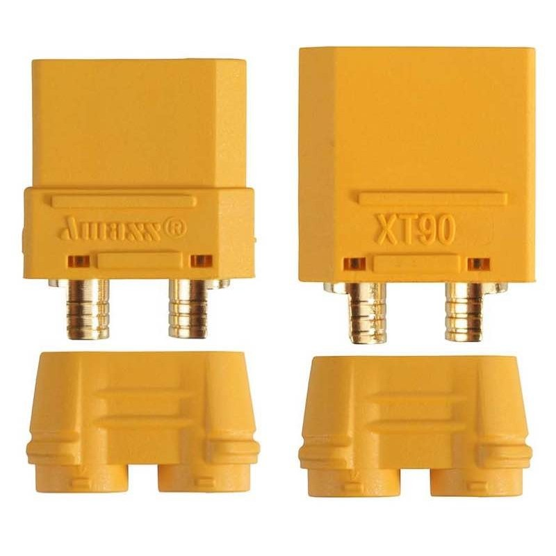 Set Conectori XT90 Mufe LIPO - 1 - 4610