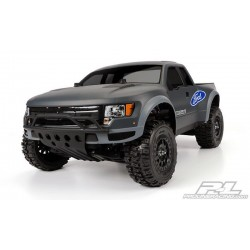 Caroserie ShortCourse Proline Ford F-150 Raptor SVT True Scale, Transparenta