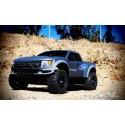 Caroserie ShortCourse Proline Ford F-150 Raptor SVT True Scale, Transparenta