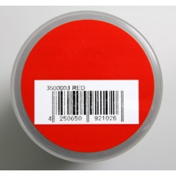 Vopsea Lexan ROSU Absima 150ml pentru Caroserii RC