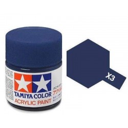 Vopsea Machete Auto Tamiya X3 Royal Blue