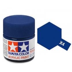 Vopsea Machete Auto Tamiya X4 Blue