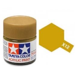 Vopsea Machete Auto Tamiya X12 Gold Leaf