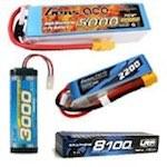 Acumulatori Baterii LiPo / LiFe / NiMh