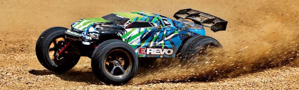 Automodel RC traxxas romania Erevo 1/16 4x4 71054-1