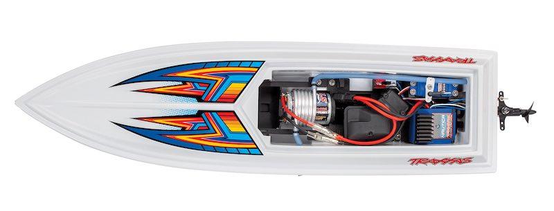Navomodele Traxxas 38104-1 Electric Barci RC Blast