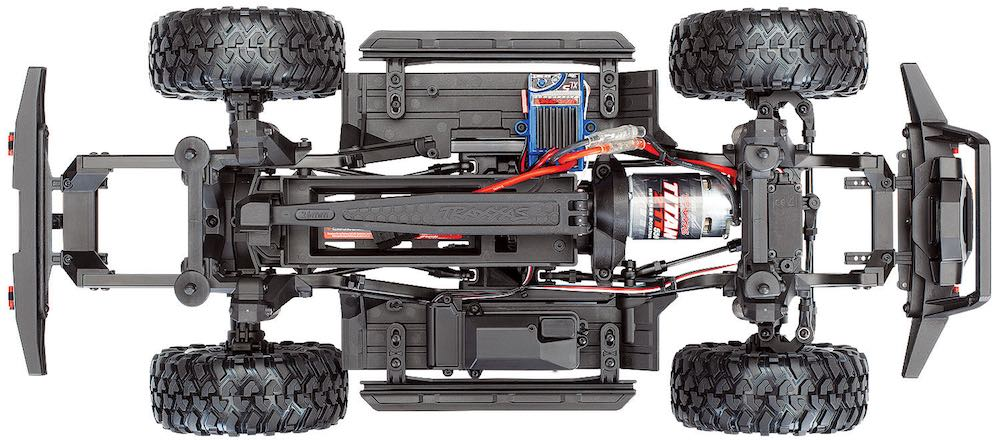 Masina RC Traxxas romania Trx4 sport 82024-4