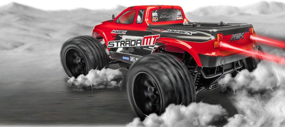 jeep offroad electric maverick strada monster truck